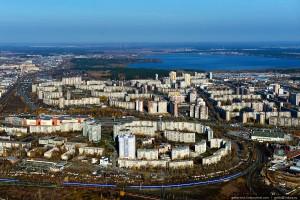 Екатеринбург, микрорайон Синие Камни
