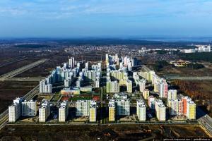 Екатеринбург, микрорайон Академический