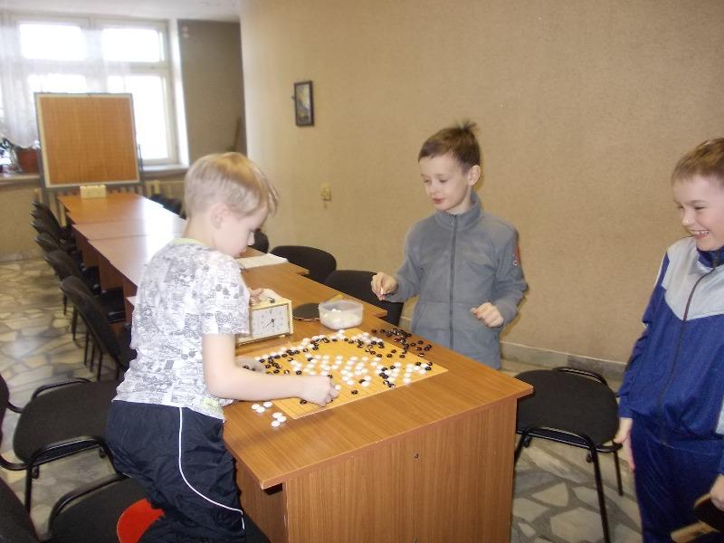 Богданов Никита решает задачи, Воронцов Илья, Шаров Лёня